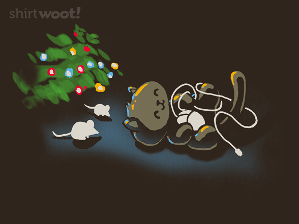 Cat And Mouse T Shirt