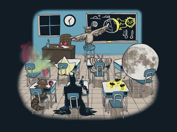 Night School T Shirt