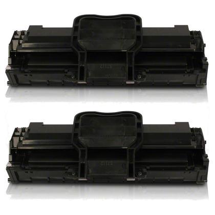 Compatible Dell 331-7335 HF442 cartouche de toner noire - boite economique - 2/paquet