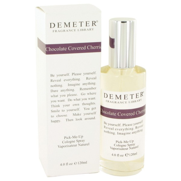 Chocolate Covered Cherries - Demeter Eau de Cologne Spray 120 ML