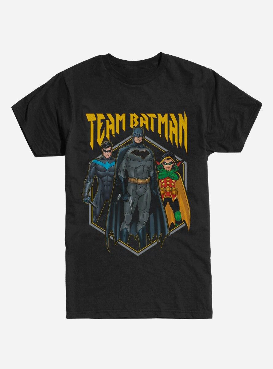DC Comics Batman Team Batman T-Shirt