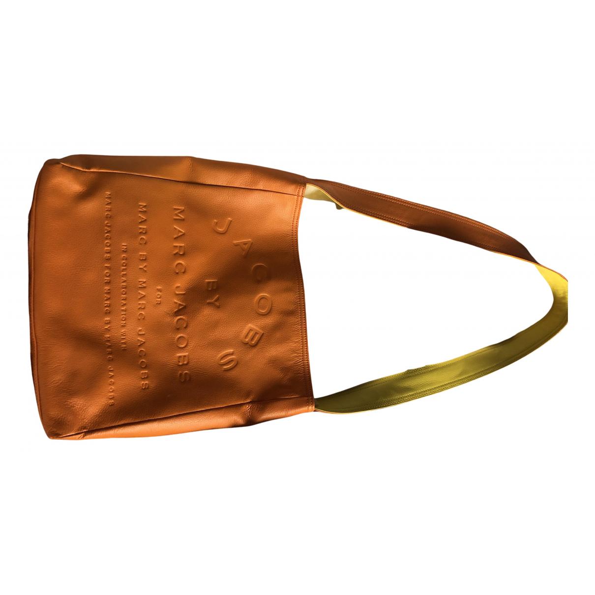 Marc By Marc Jacobs \N Orange handbag for Women \N