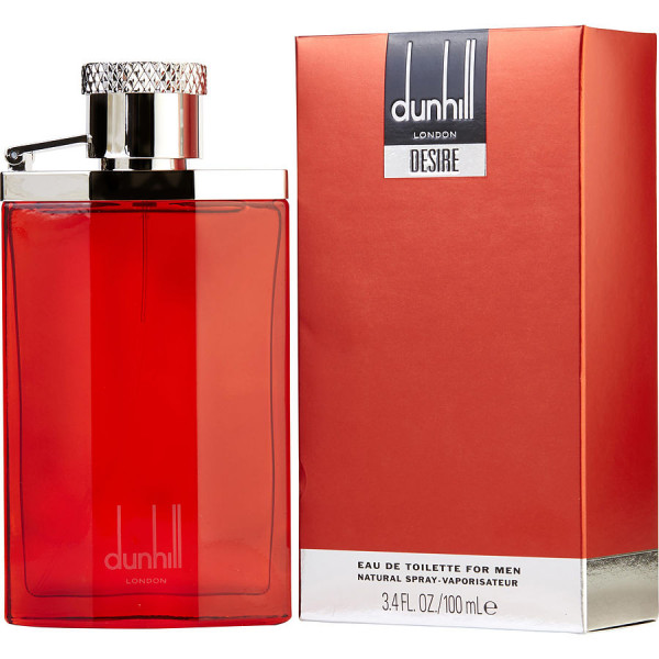 Desire - Dunhill London Eau de Toilette Spray 100 ML