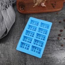 Building Block Design Ice Cube Mold