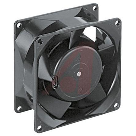 ebm-papst , 230 V ac, AC Axial Fan, 80 x 80 x 38mm, 61.16m³/h, 11W