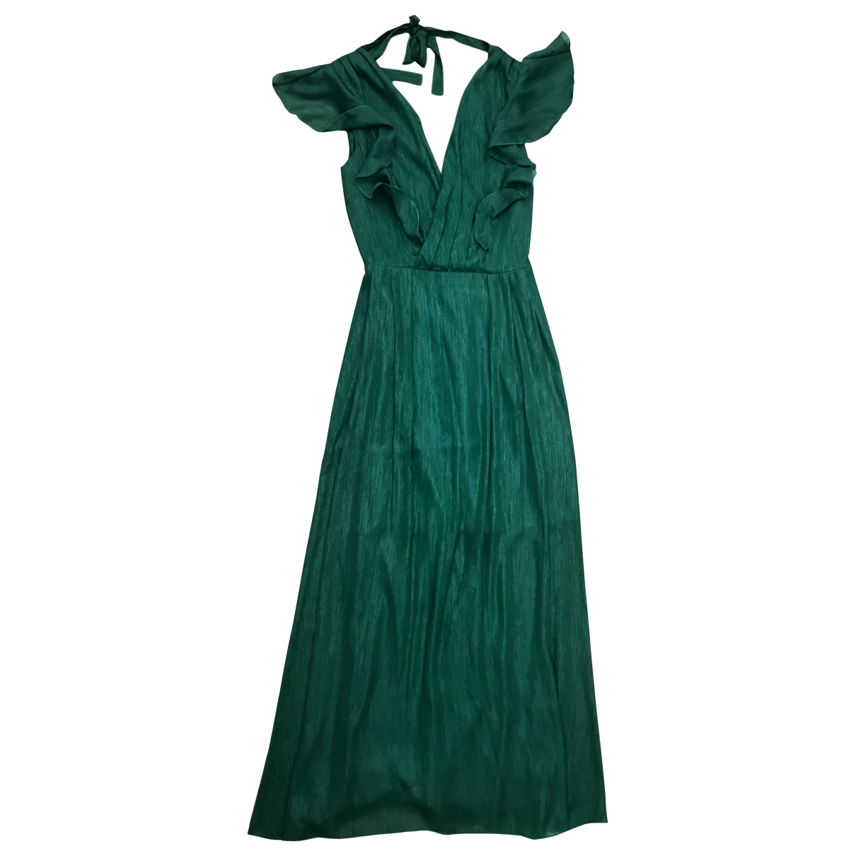 Non Signé / Unsigned \N Green dress for Women 40 IT