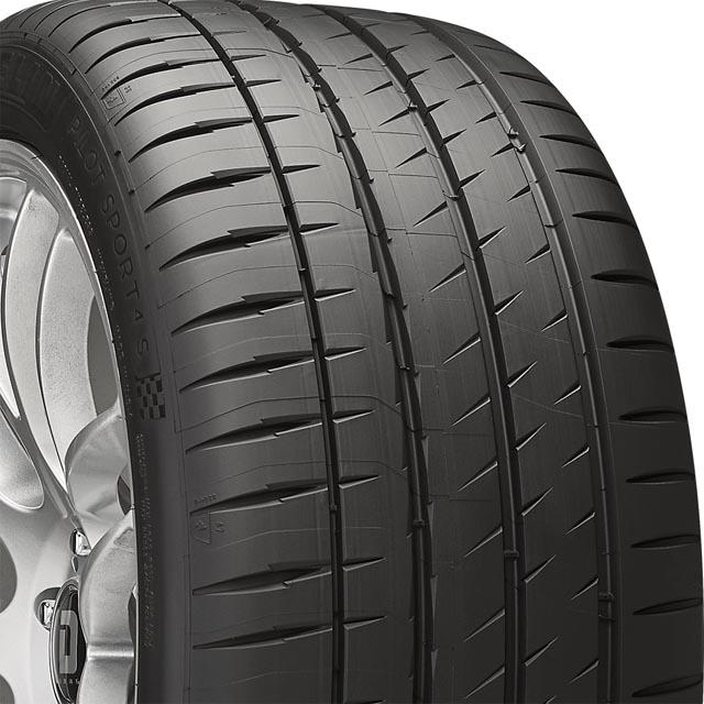 Michelin 08052 Pilot Sport 4S Tire 265/35 R22 102YxL BSW
