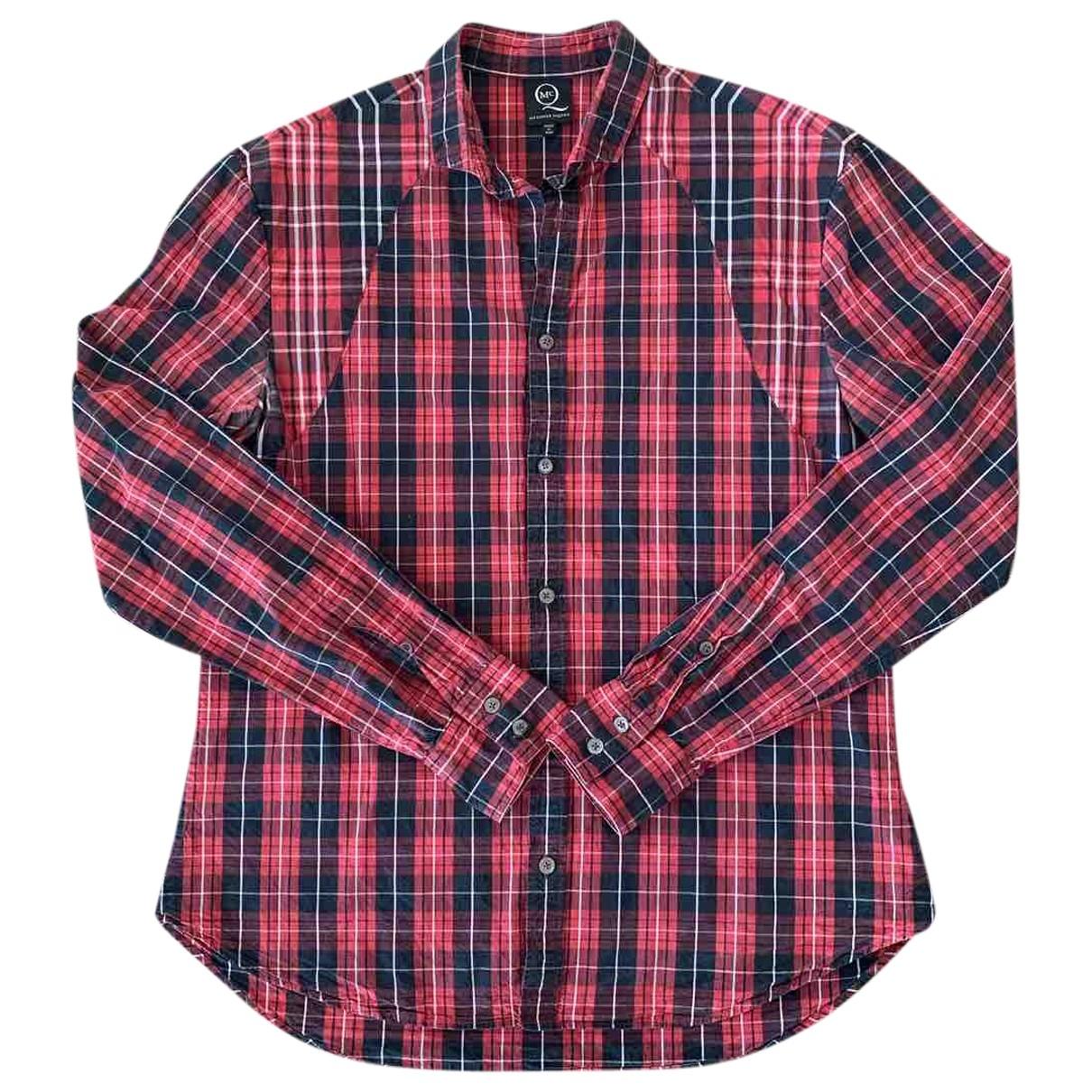 Camisas Mcq
