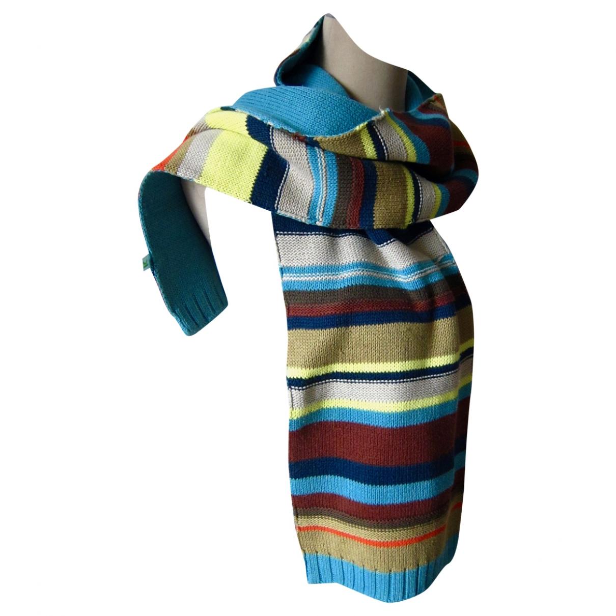 Kenzo - Foulards.Echarpes   pour enfant en coton - multicolore