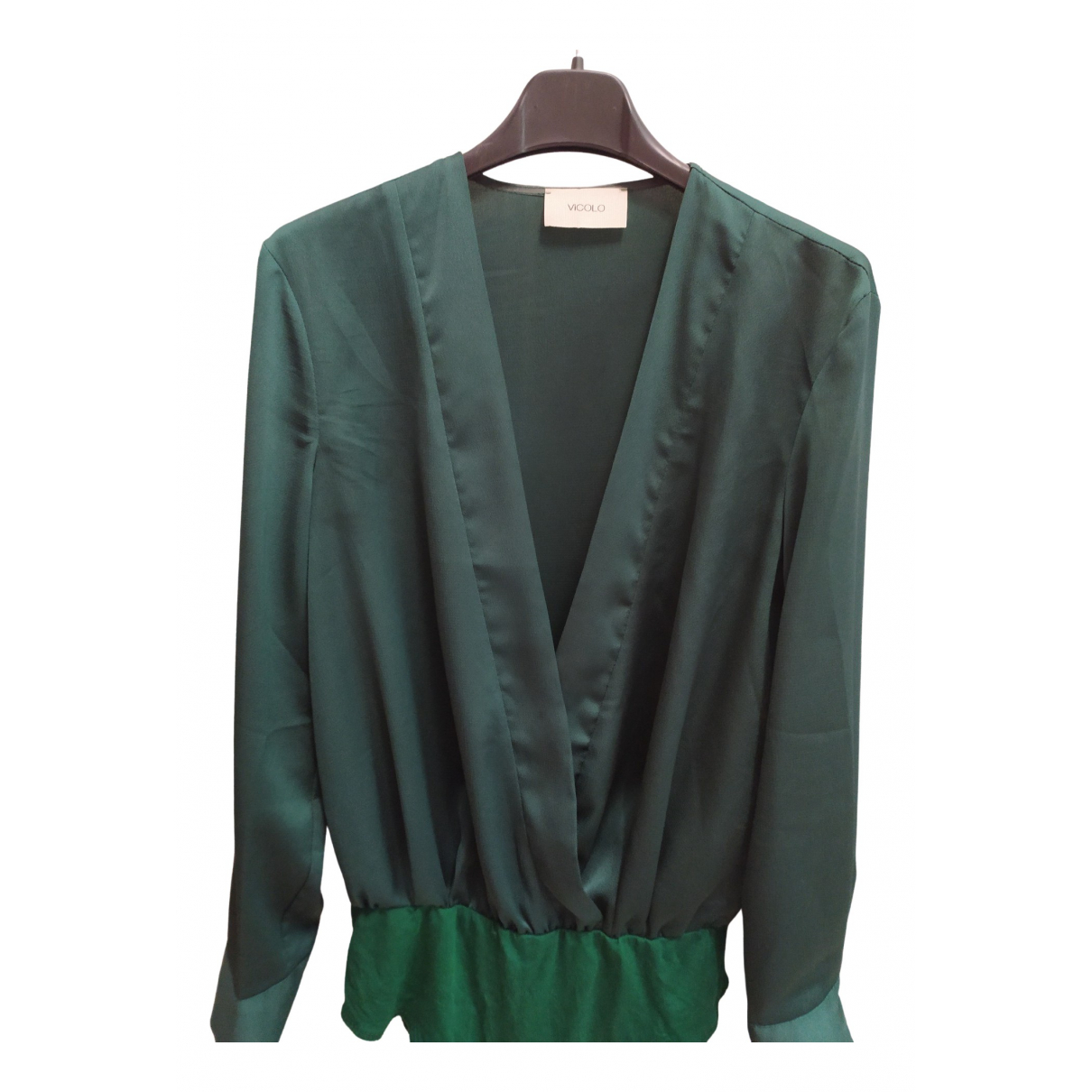 Vicolo \N Green  top for Women 42 FR