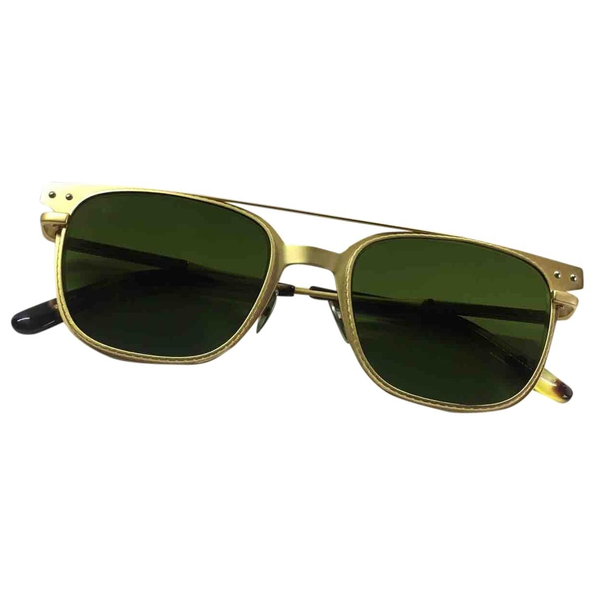Gafas de aviador Bottega Veneta