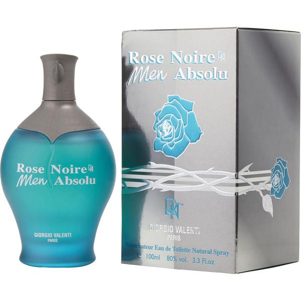 Rose Noire Absolu - Giorgio Valenti Eau de toilette en espray 100 ML