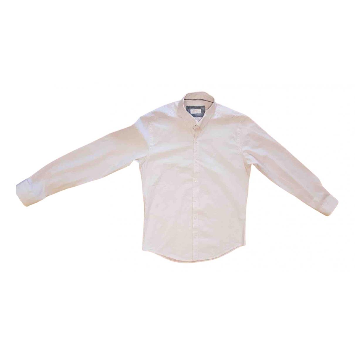 Hermès \N Multicolour Cotton Shirts for Men XL International