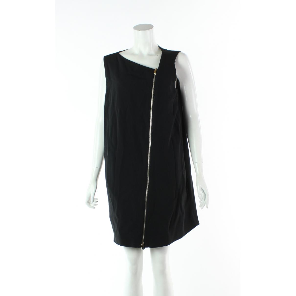 Stella Mccartney \N Kleid in  Schwarz Baumwolle