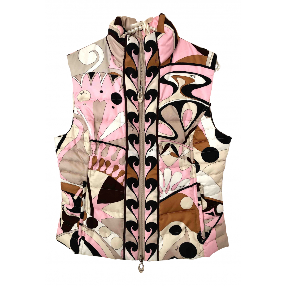 Emilio Pucci N Multicolour coat for Women 44 IT