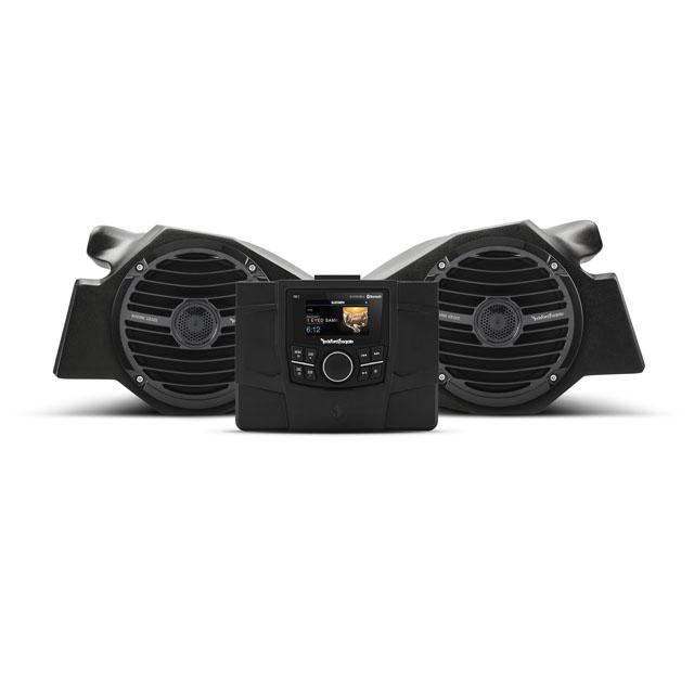 Rockford Fosgate RZR-STAGE2 Stage 2 Stereo   Front Speaker Kit Polaris RZR Models