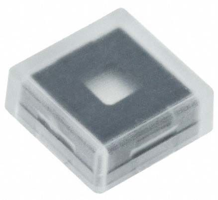 TE Connectivity Black Tactile Switch for use with Illuminated Tactile Switch (5)
