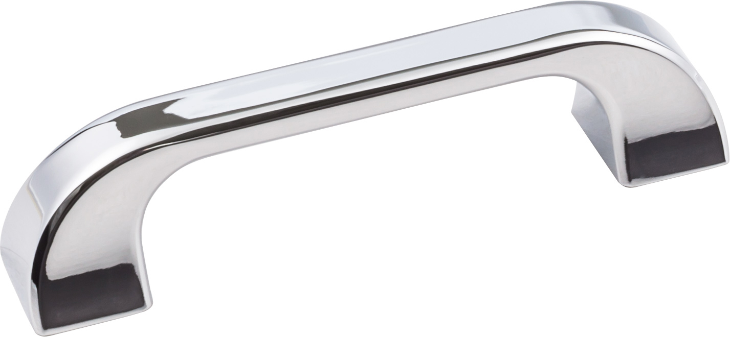 Marlo Pull, 96 mm C/C, Polished Chrome