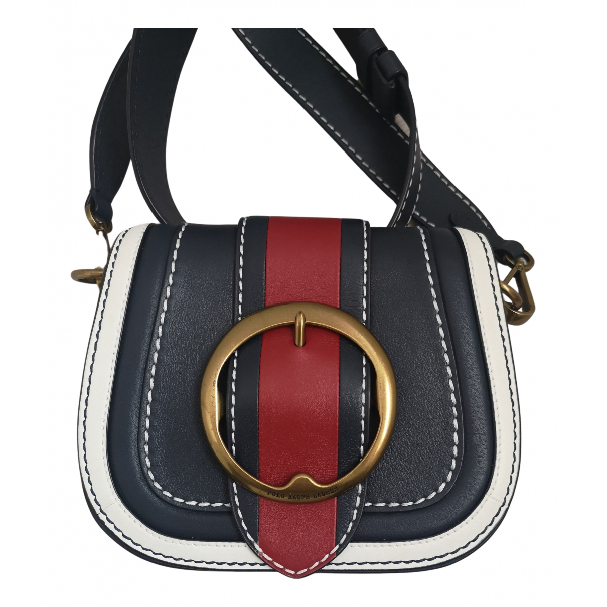Polo Ralph Lauren N Blue Fur Clutch bag for Women N