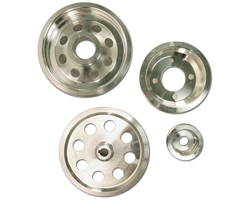 RalcoRZ Light Weight Crank Pulley Toyota Caldina 1.8L 7A-FE Engine, AT211, Japan only 97-01