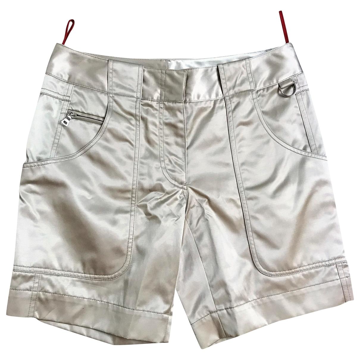 Prada \N Shorts in  Beige Synthetik