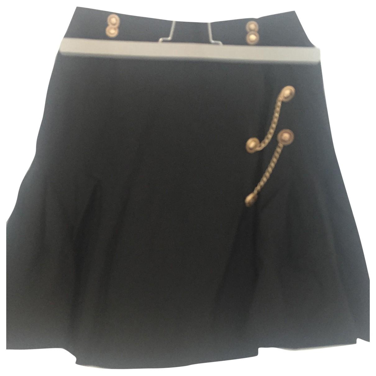 The Kooples Fall Winter 2019 Black Wool skirt for Women 2 0-5