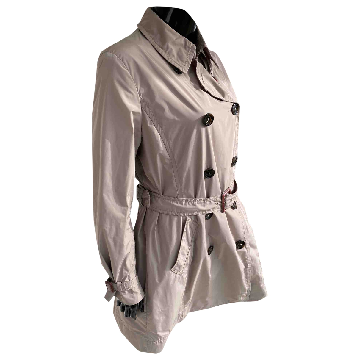 Max Mara Weekend - Trench   pour femme - beige