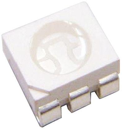 Cree 2 V, 3.2 V RGB LED PLCC 6 SMD,  CLP6C-FKB-CKNPRGJBB7A363 (20)