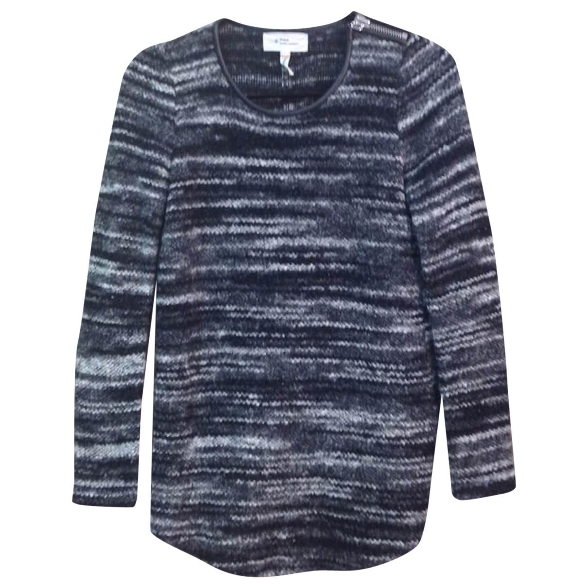Isabel Marant Etoile - Pull   pour femme en laine - anthracite