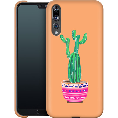Huawei P20 Pro Smartphone Huelle - Cacti Love von Mukta Lata Barua