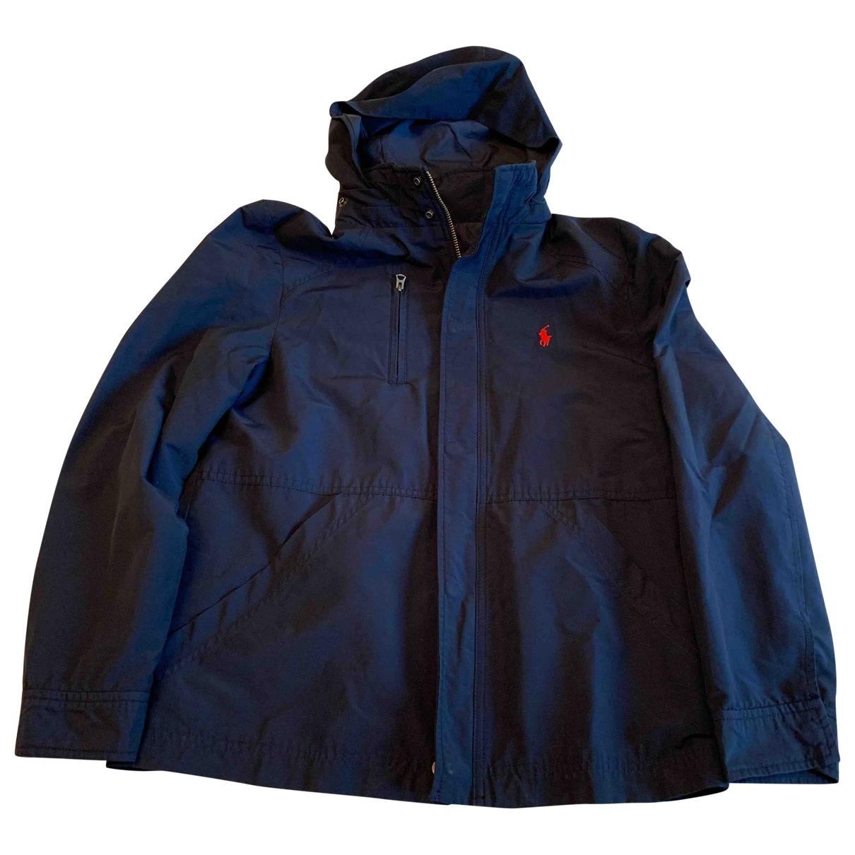 Polo Ralph Lauren - Blousons.Manteaux   pour enfant en coton - bleu