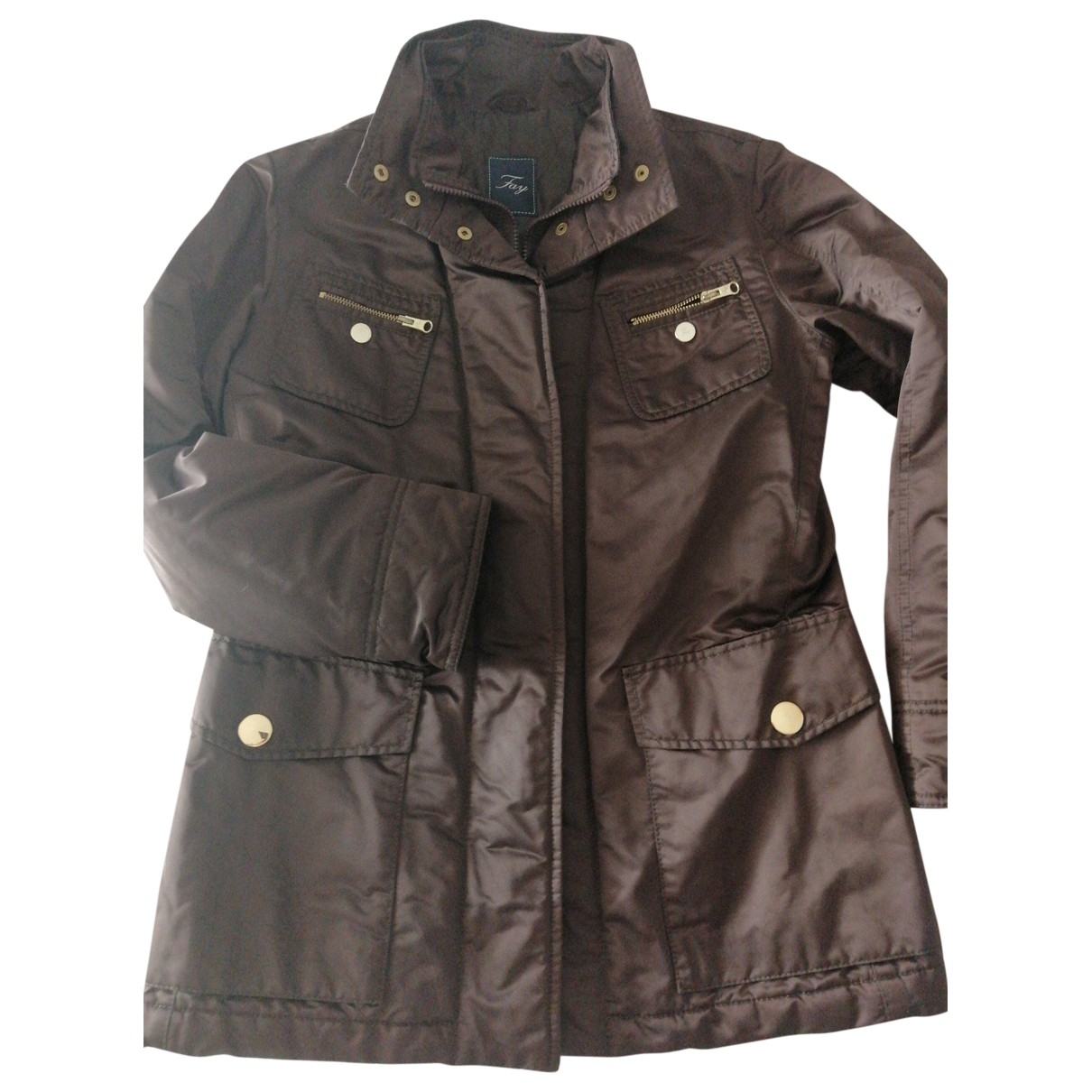 Fay \N Brown jacket for Women M International