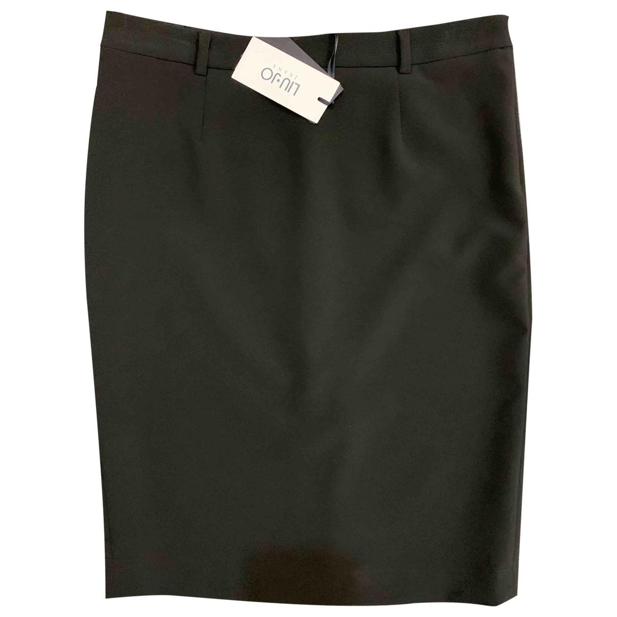 Liu.jo \N Black skirt for Women 42 IT