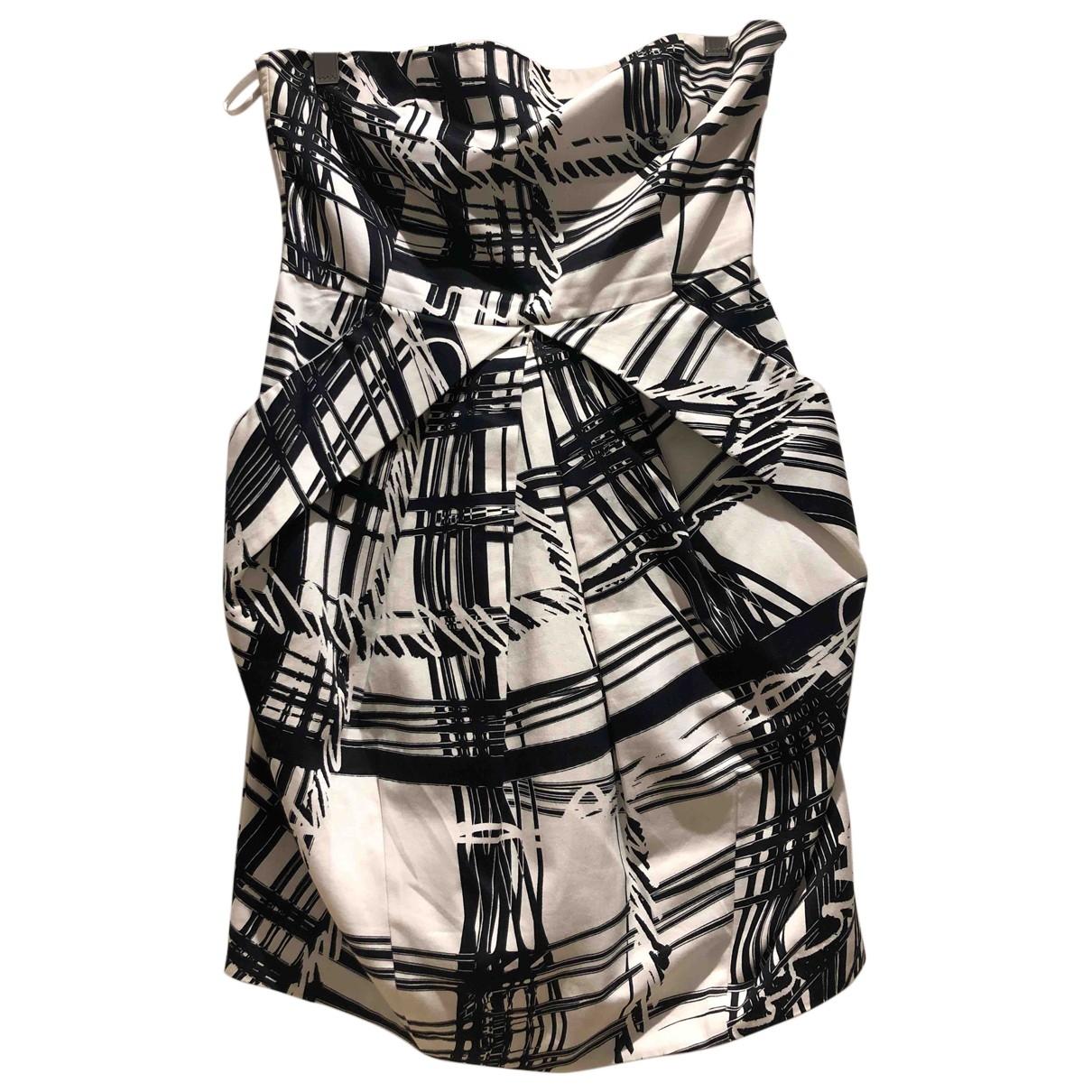 Pinko \N Multicolour Cotton dress for Women 42 IT