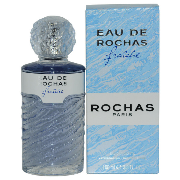 Eau De Rochas Fraiche - Rochas Eau de toilette en espray 100 ML