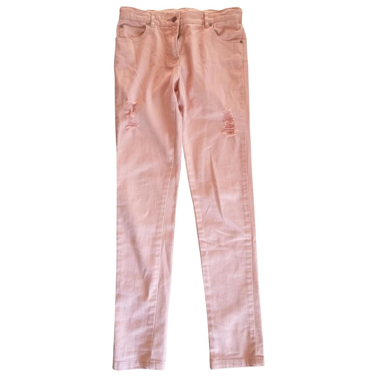 Stella Mccartney - Pantalon   pour enfant en coton - rose