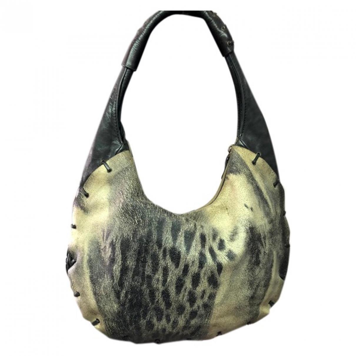 Roberto Cavalli \N Multicolour Leather handbag for Women \N