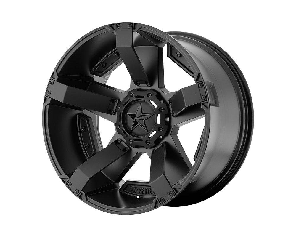 XD Series XD81121080724N XD811 Rockstar II Wheel 20x10 8x8x165.1 -24mm Matte Black