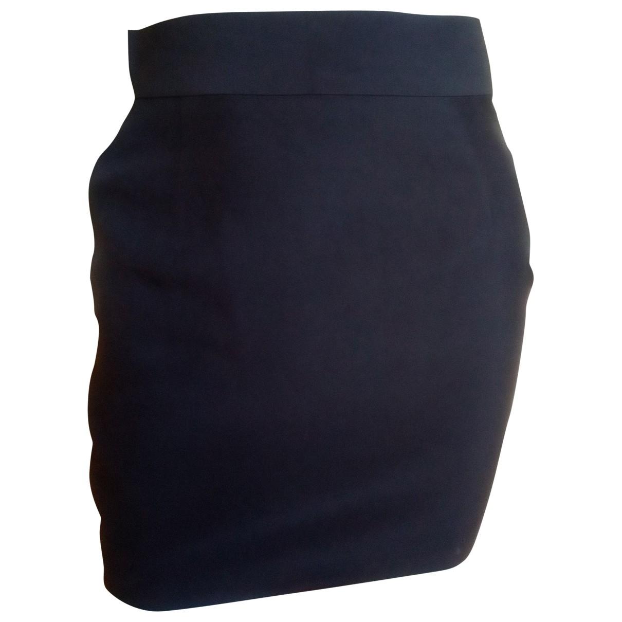 Moschino \N Black skirt for Women 40 IT