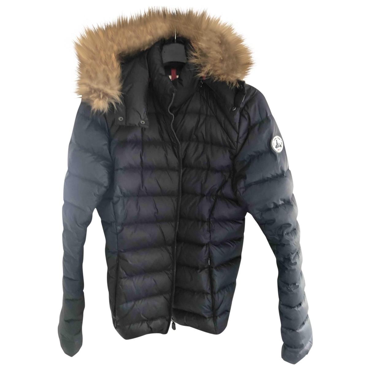 Jott \N Blue Raccoon jacket  for Men M International