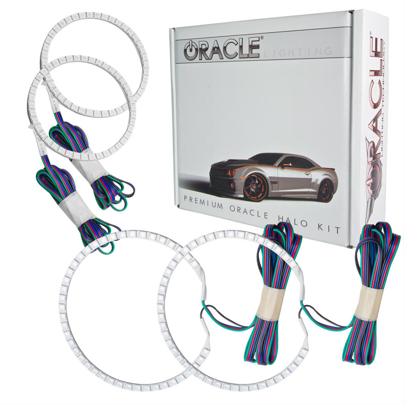 Oracle Lighting 2516-333 Subaru WRX 2004-2005 ORACLE ColorSHIFT Halo Kit