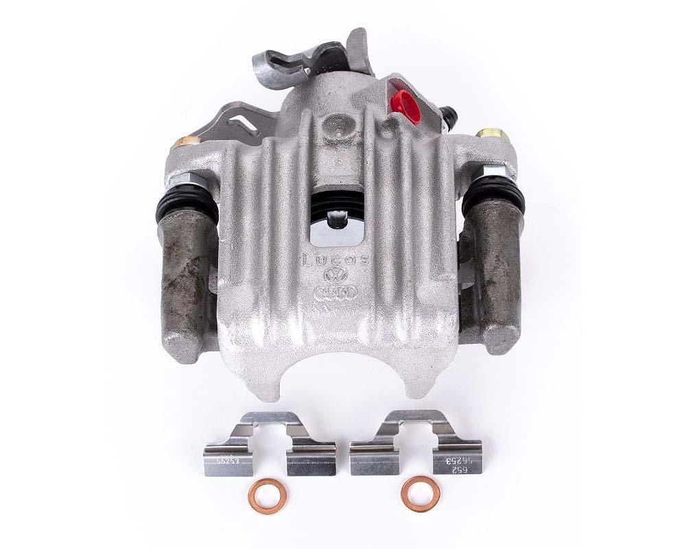 Power Stop L2572 Autospecialty Caliper w/Bracket Rear Right Volkswagen Jetta 1999-2000