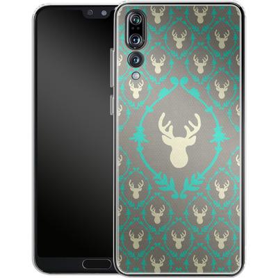Huawei P20 Pro Silikon Handyhuelle - Oh Deer von Bianca Green