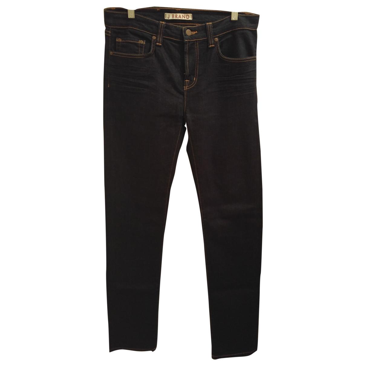 J Brand \N Blue Cotton - elasthane Jeans for Men 32 US