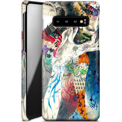 Samsung Galaxy S10 Smartphone Huelle - Indian von Minjae Lee