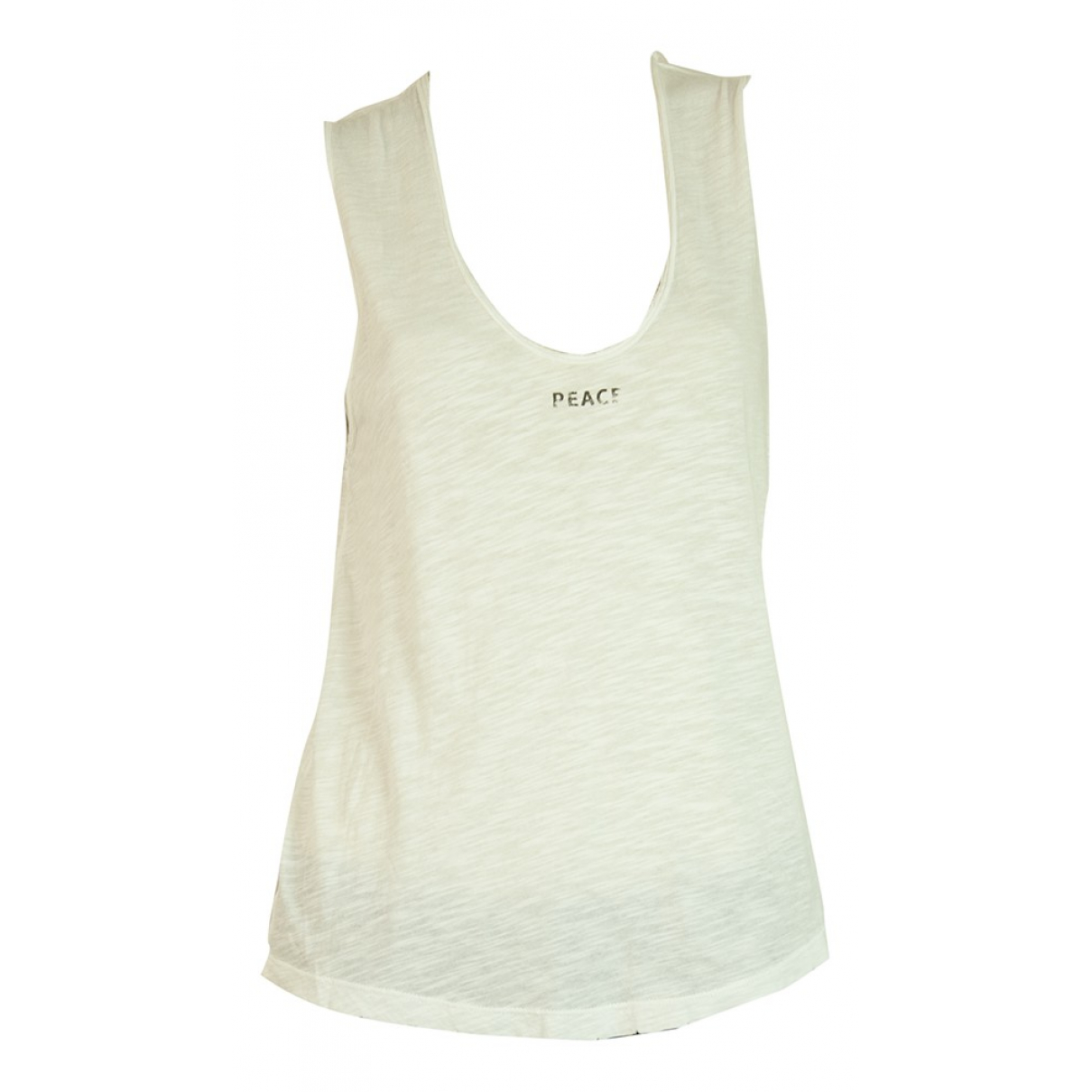 Zadig & Voltaire \N White Cotton  top for Women XS International