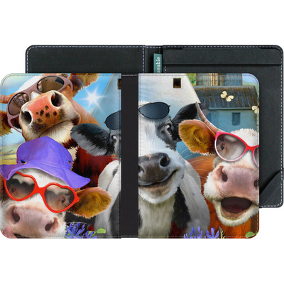 tolino vision eBook Reader Huelle - Udderly Cool Selfie von Howard Robinson
