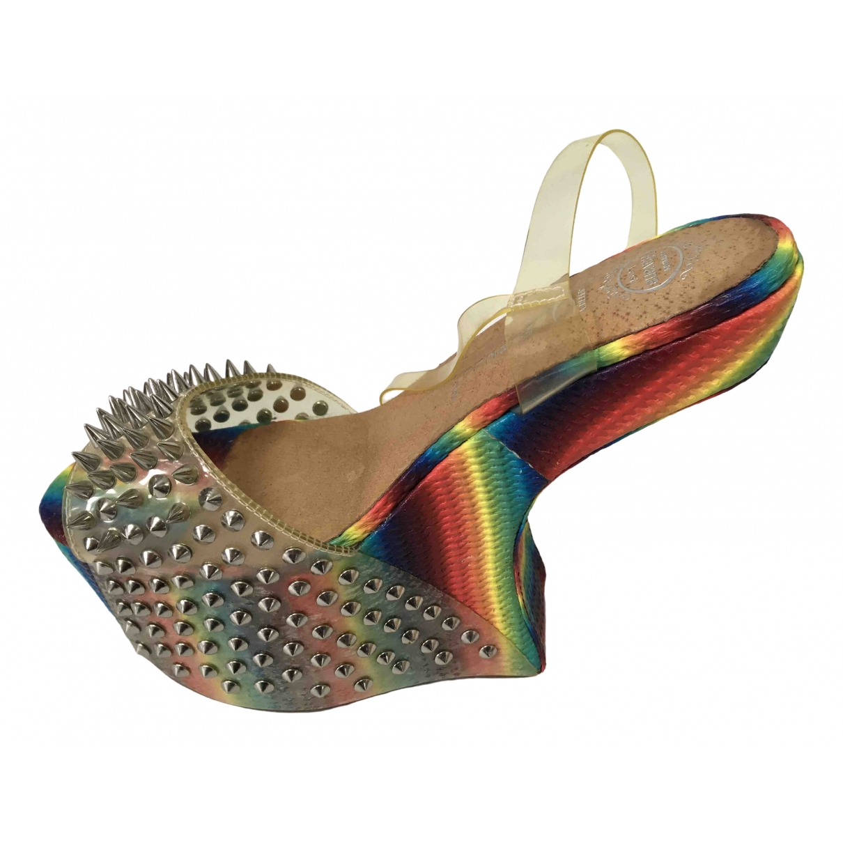 Jeffrey Campbell \N Pumps in  Bunt Kunststoff