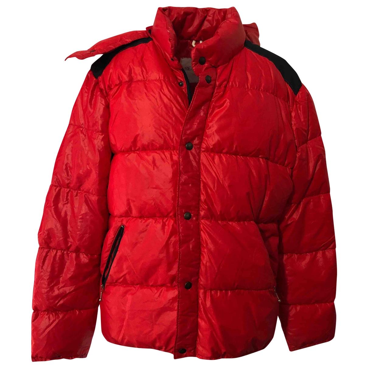 Champion - Manteau   pour homme - rouge