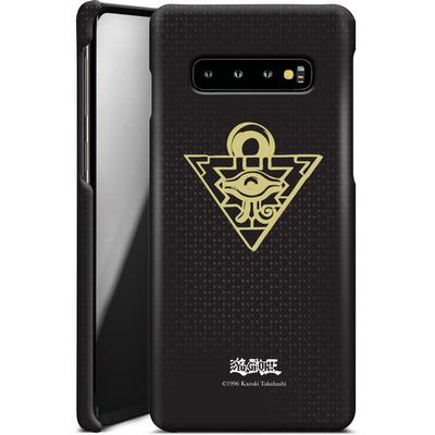 Samsung Galaxy S10 Plus Smartphone Huelle - Millennium Puzzle von Yu-Gi-Oh!